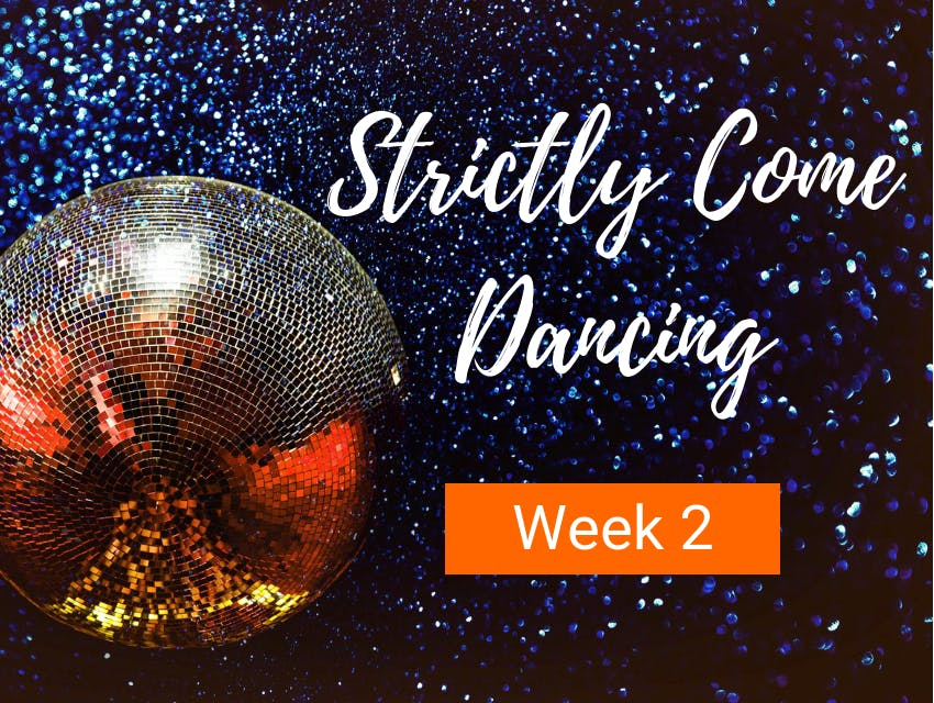 Strictly Come Dancing's Second Week Roundup