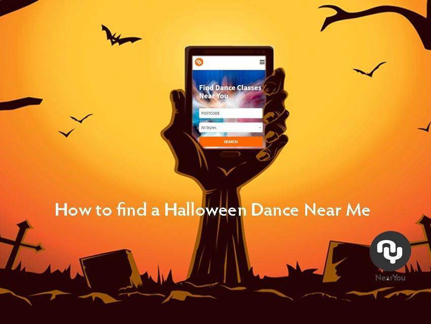 How to find a Halloween Dance Near Me