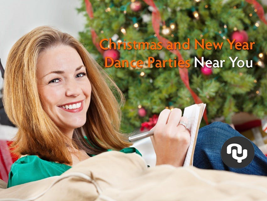 Christmas and New Year Dance Parties Near You