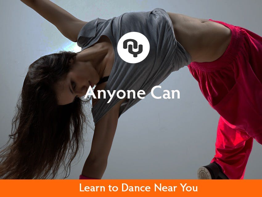 Anyone can Learn to dance